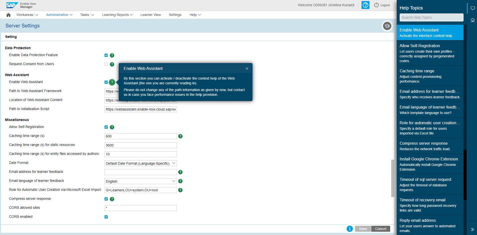 SAP%20Enable%20Now%20Manager%20with%20Web%20Assistant