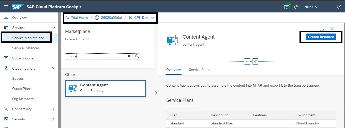 Creating%20Instance%20of%20Content%20Agent%20Service