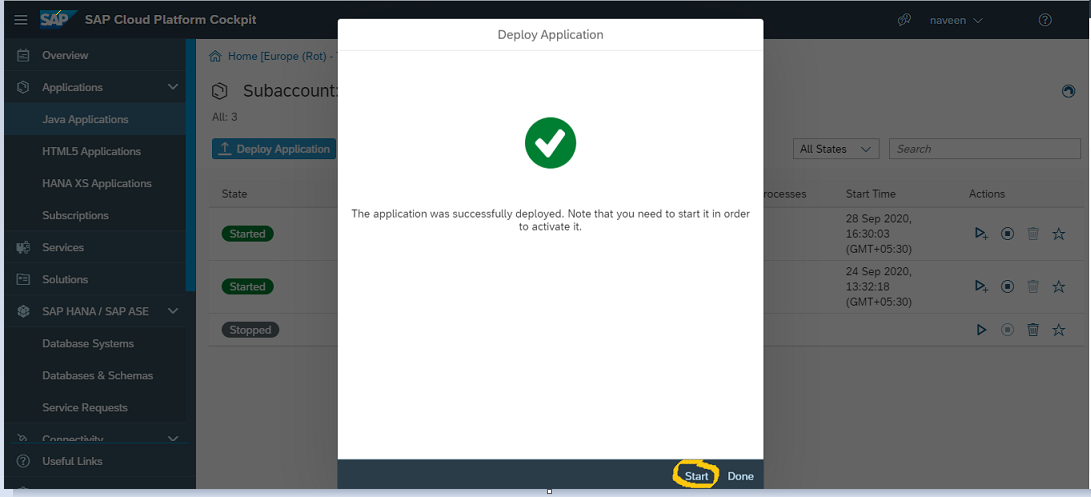 Application%20was%20deployed%20now%20you%20can%20click%20on%20Start%20button%20in%20order%20to%20activate%20app