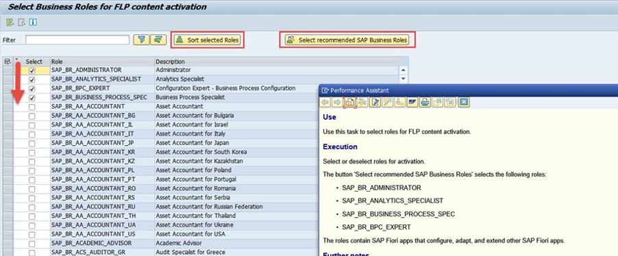 Showing%20the%20Select%20recommended%20SAP%20Business%20Roles%20button%20when%20scoping%20the%20list%20of%20roles%20in%20SAP%20Fiori%20content%20activation%20task%20list