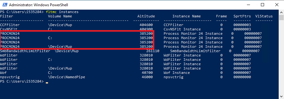Minifilter%20drivers%20active%20on%20my%20Windows