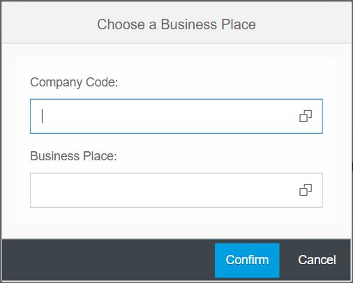 Imagem 6 – Como adicionar Empresa e Estabelecimento (símbolo +)