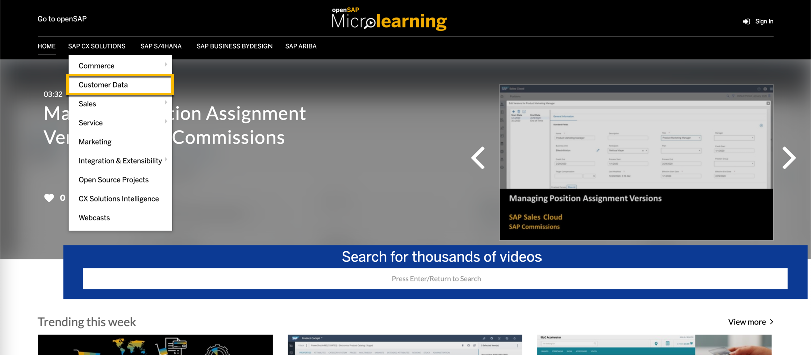 SAP%20Customer%20Data%20Cloud%20Videos%20on%20openSAP%20Microlearning