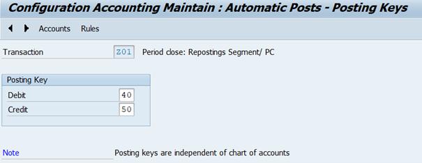 T030_Transaction_key_posting_key