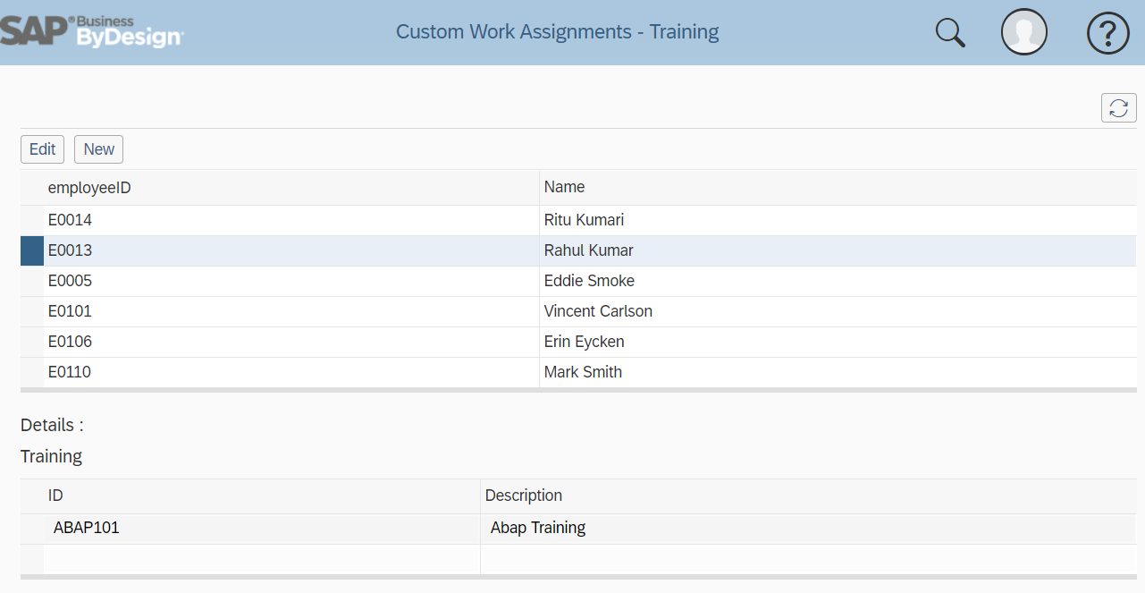 Custom%20Application%20-%20Training%20List