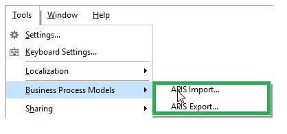 ARIS%20Import%20/%20Export