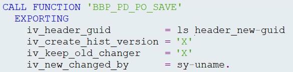 BBP_PD_PO_SAVE