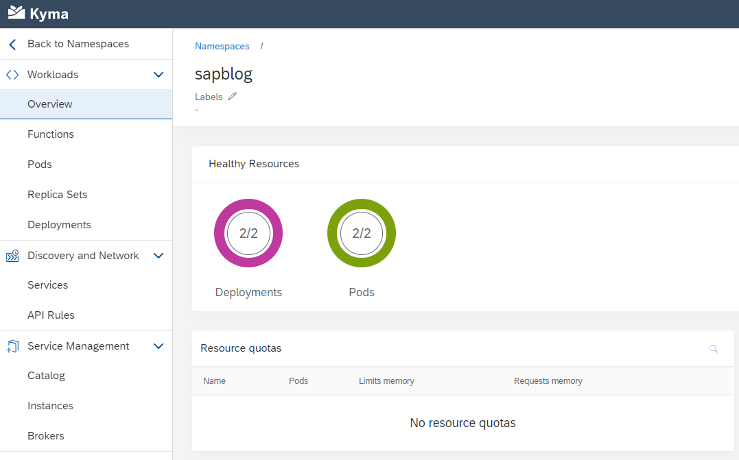 Kyma%20dashboard%3A%20Deployments%20and%20Pods%20overview
