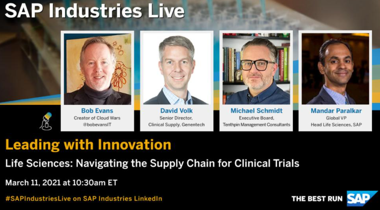 The Importance of Clinical Trial Supply Chains – LinkedIn Live Session