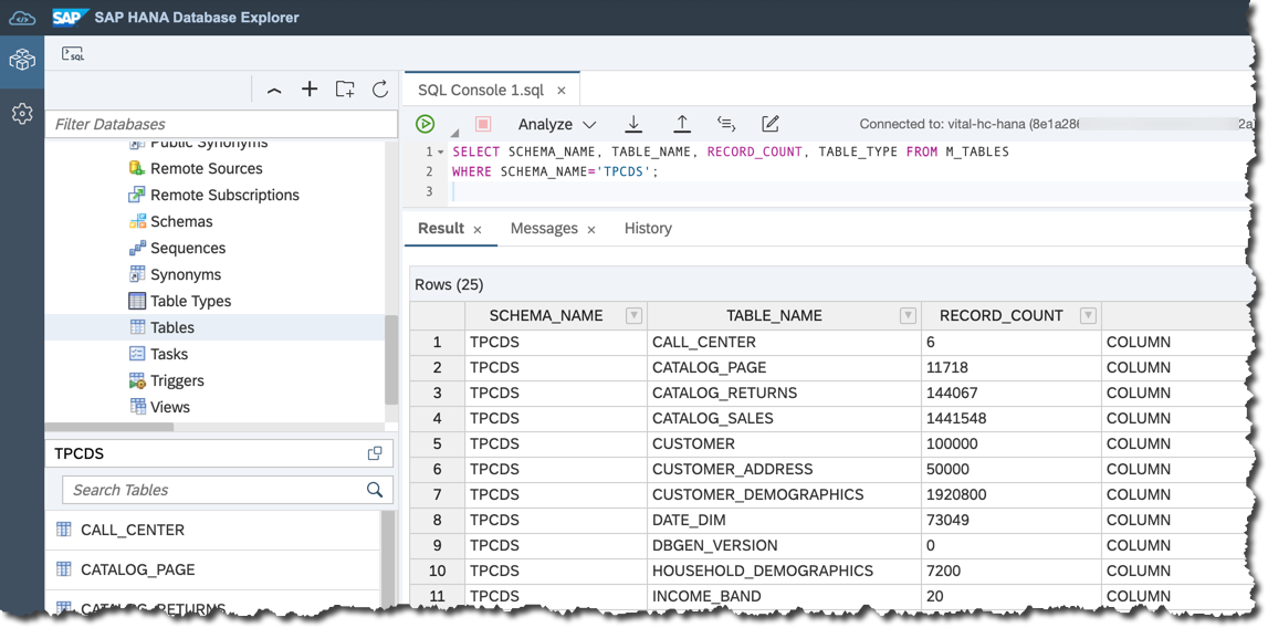 Modelling in SAP HANA Cloud (part 1): setup the project in SAP Business Application Studio