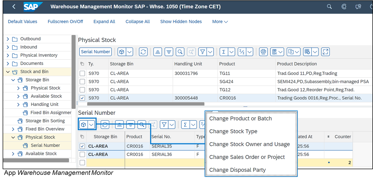 Perform%20stock%20changes%20on%20a%20serial%20number%20level%20via%20the%20Warehouse%20Monitor