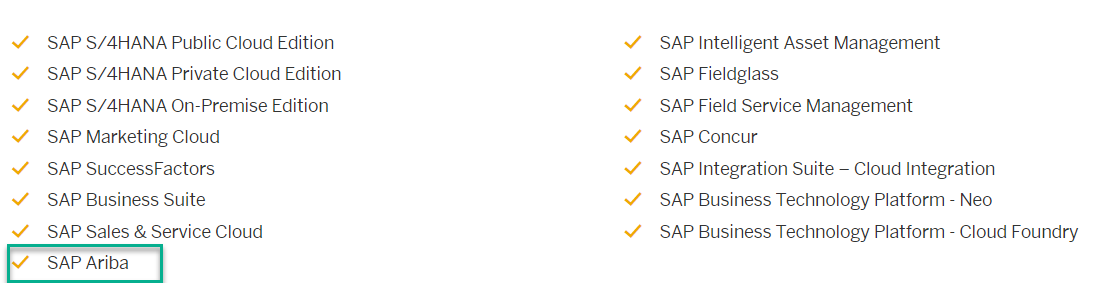 Products%20supported%20by%20Integration%20and%20Exception%20monitoring%20capability%20of%20SAP%20Cloud%20ALM