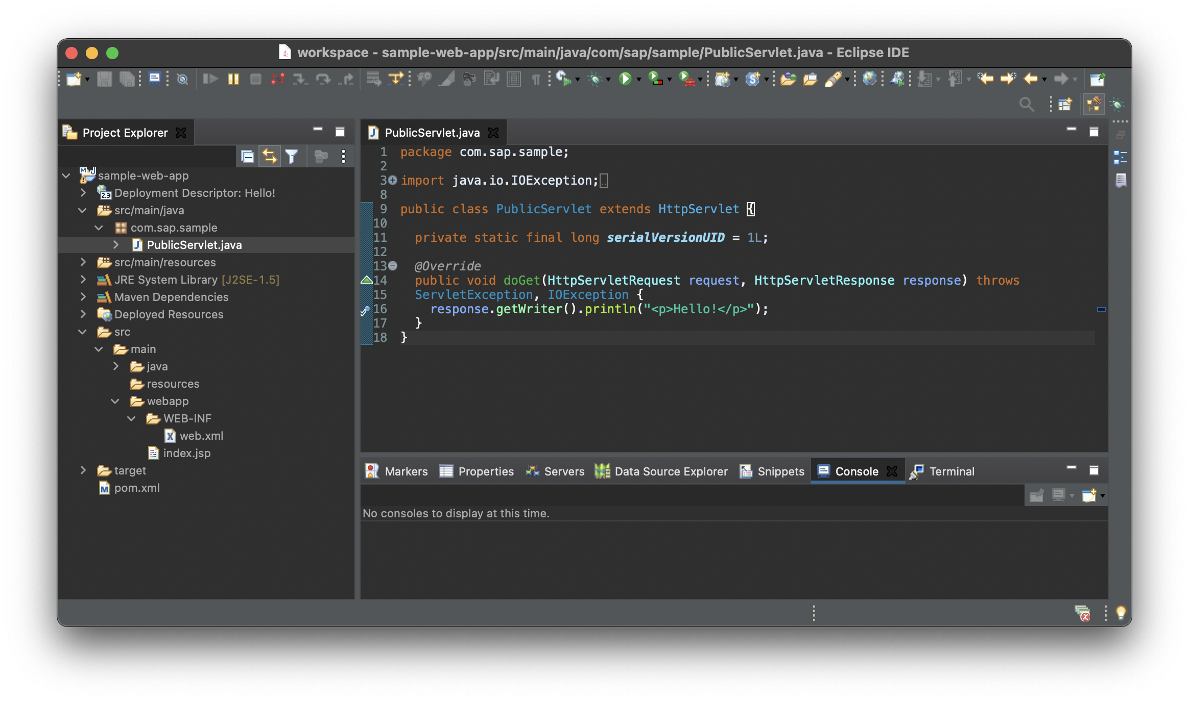 Project%20imported%20in%20Eclipse%20IDE