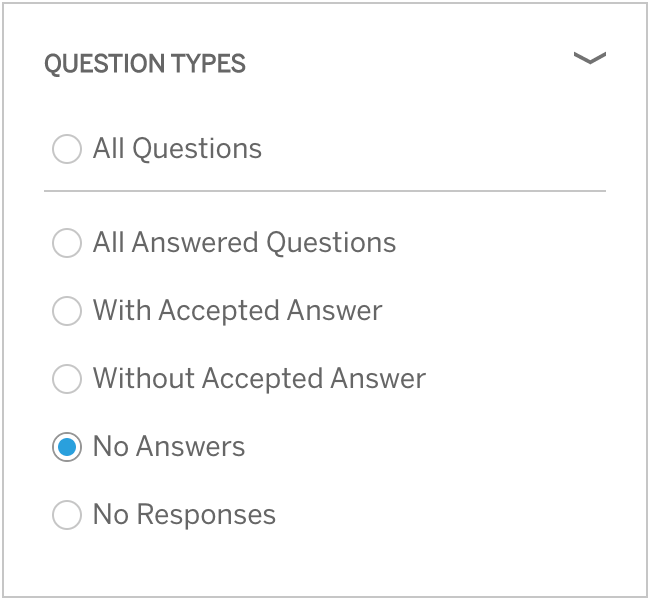 How%20to%20search%20for%20No%20Answers