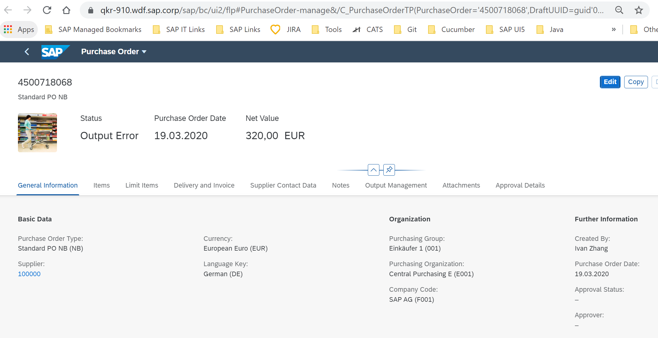 Purchase%20Order%20details%20as%20seen%20in%20Manage%20Purchase%20Orders%20app%20at%20the%20connected%20system%20after%20Fiori%20navigation