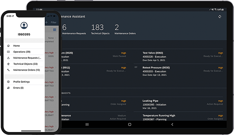 Side%20Meno%20on%20iPhone%20and%20Overview%20Page%20in%20Dark%20Mode%20on%20Android%20tablet