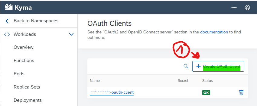 Creation%20of%20an%20OAuth%20client%20in%20Kyma%20UI