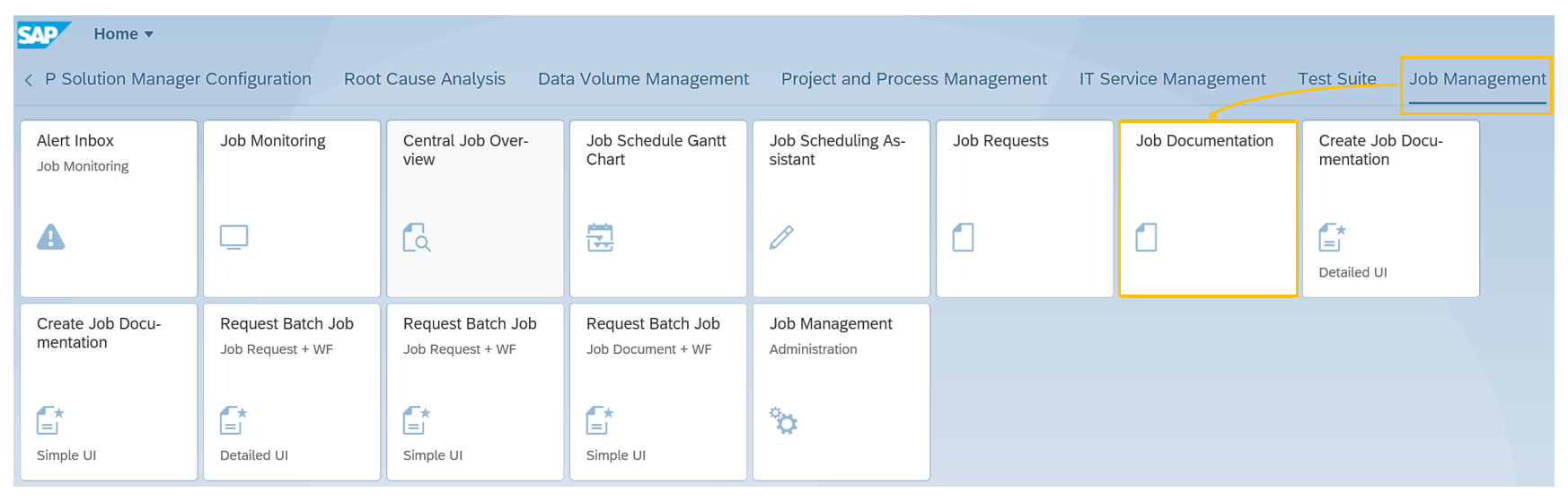 SAP%20Solution%20Manager%207.2%20Fiori%20Launchpad%20Job%20Management